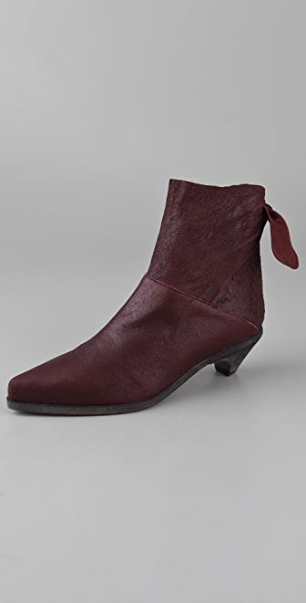 LD Tuttle The Slick Baby Heel Booties