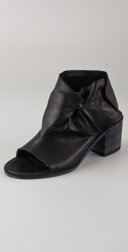 LD Tuttle The Open Toe Booties