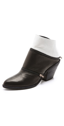 LD Tuttle The Return Zipper Mule Booties at Shopbop / East Dane
