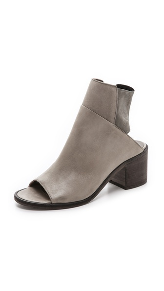 LD Tuttle The Remove Open Toe Booties