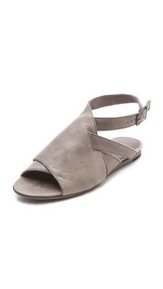 LD Tuttle The Flesh Flat Sandals