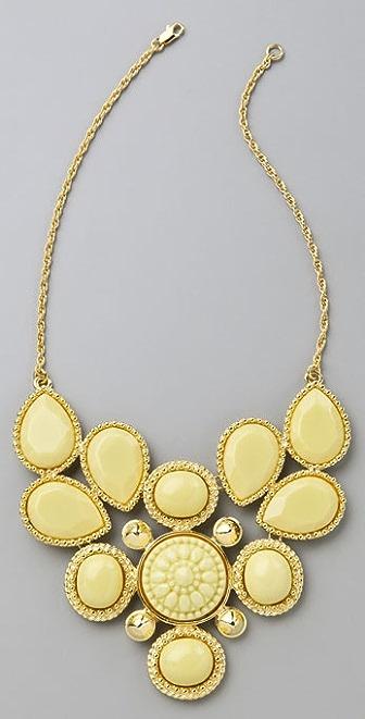 Rachel Leigh Jewelry Millie Bib Necklace
