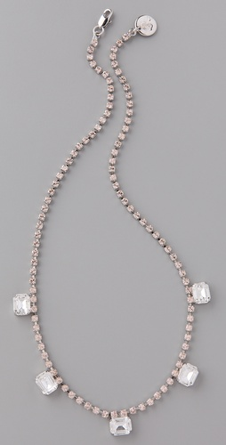 Rachel Leigh Jewelry Plessix Tiara Necklace