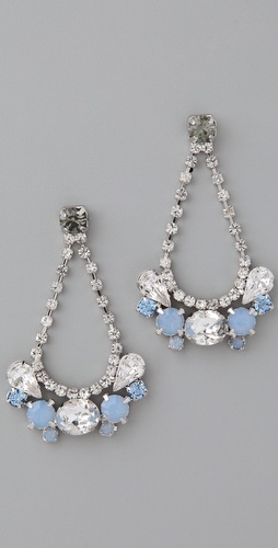 Rachel Leigh Jewelry Zelda Party Drop Earrings
