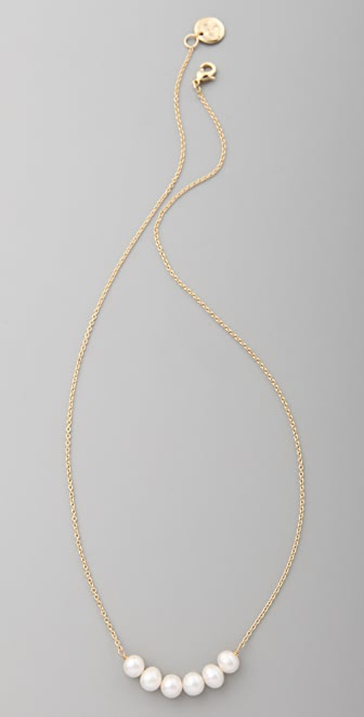 Rachel Leigh Jewelry Society Delicate Necklace