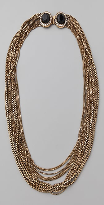 Rachel Leigh Jewelry Estates Chainmail Necklace