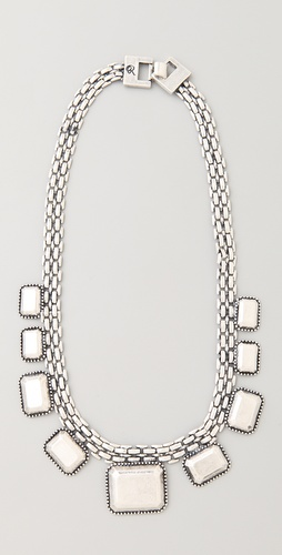 Rachel Leigh Jewelry Tallulah Metal Layer Necklace