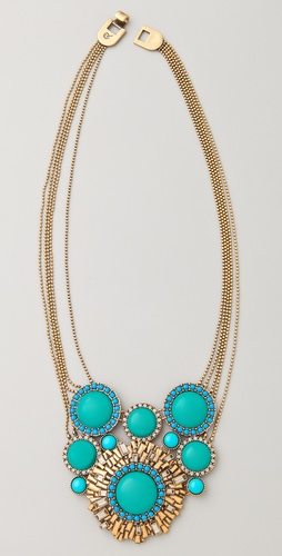 Rachel Leigh Jewelry Statement Pendant Necklace