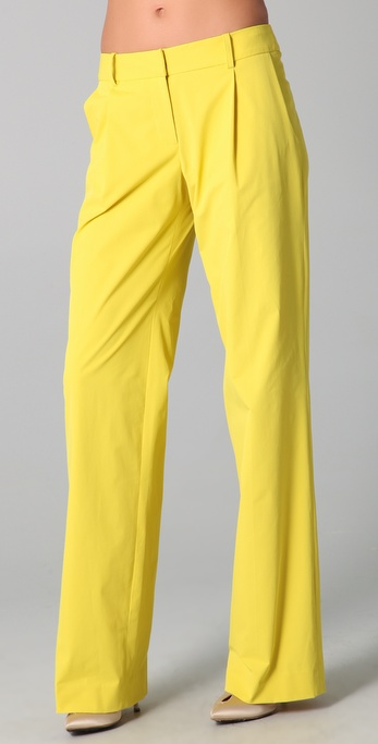 Lela Rose Classic Trousers