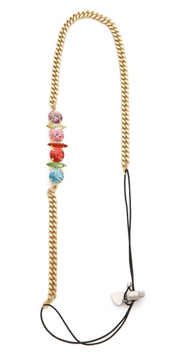LELET NY RiRi Swarovski Crystal Headband at Shopbop / East Dane