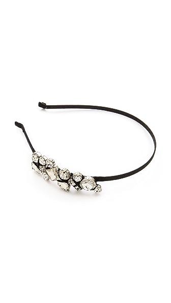 LELET NY Bianca Crystal Headband
