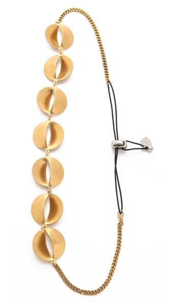 LELET NY Terrestrial Chain Headband