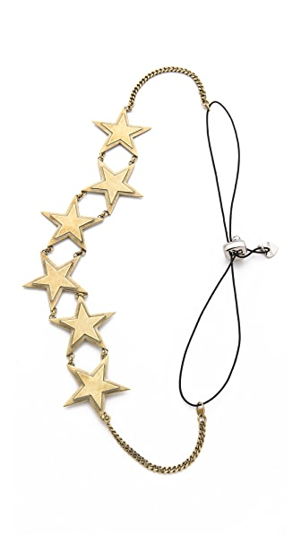 LELET NY Star Power Chain Headband