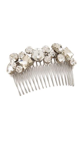 LELET NY Bianca Crystal Comb