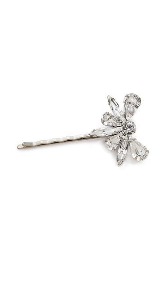LELET NY Grace Swarovski Cystal Bobbi Pin