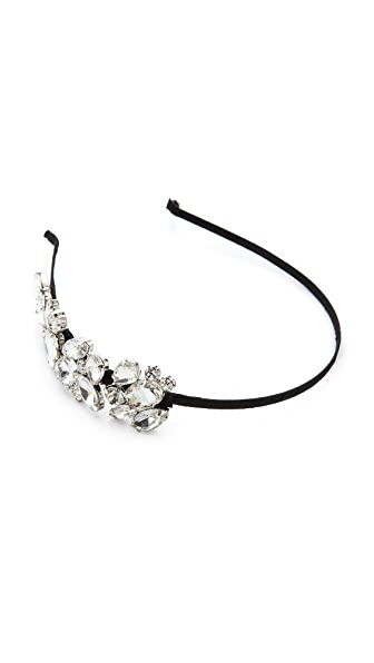 LELET NY Stella Side Crystal Headband
