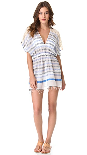 Lemlem Dehna Tunic Cover Up