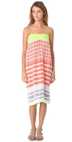 Shop Lemlem Ishi Cover Up Sundress online and buy Lemlem latest season - Apparel, Womens, Swim, Coverups,  online shop