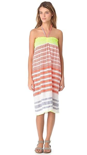 Lemlem Ishi Cover Up Sundress