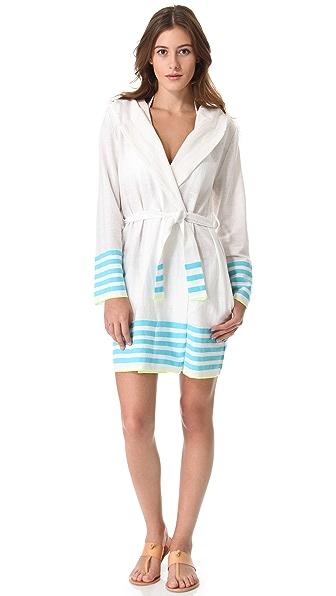 Lemlem Maleda Robe Cover Up