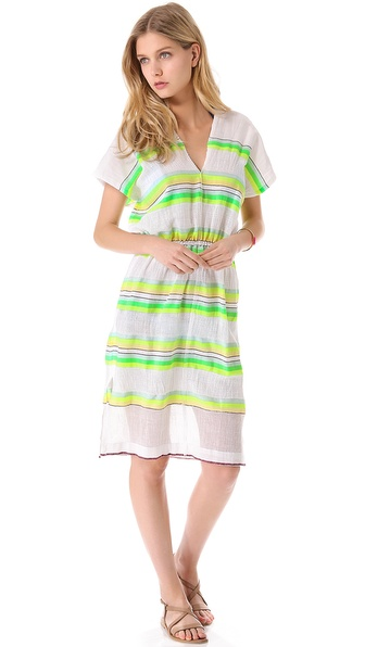Lemlem Birabiro Cover Up Dress