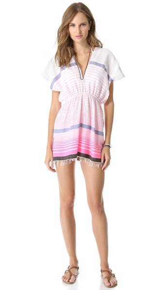 Lemlem Safia Cover Up Tunic