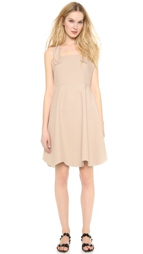 Leur Logette Twill Dress