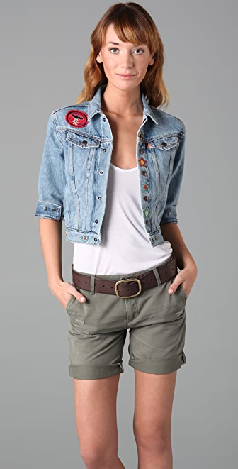 Levi's Vintage Clothing 70062 Shrunken Trucker Jacket