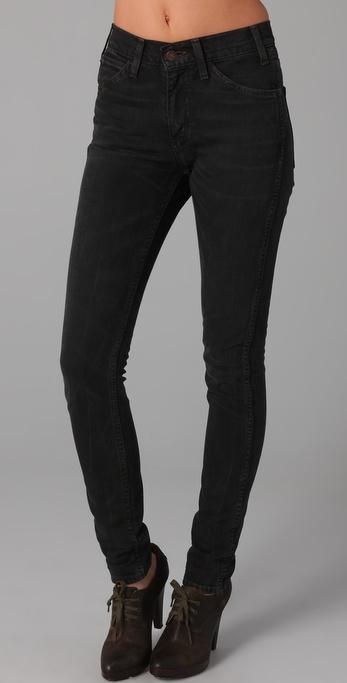 Levi's Vintage Clothing 606 Skinny Jeans