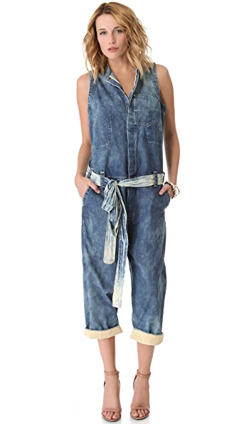 Levi's Vintage Clothing Coverall Jumpsuit