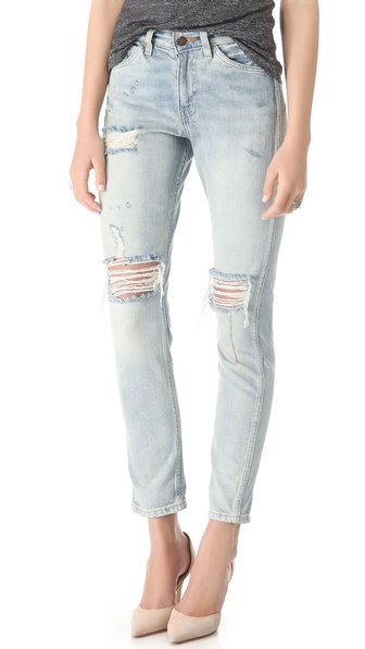 Levi's Vintage Clothing 1966 Shredded 606 Jeans