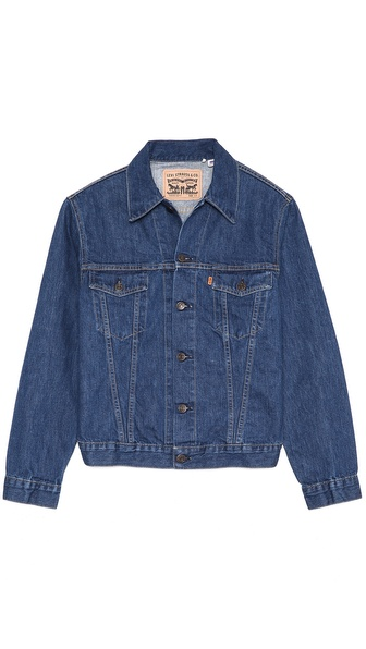 Levi's Vintage Clothing 1970s Trucker Jean Jacket