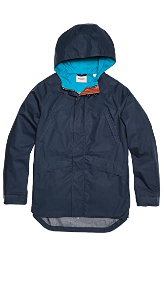 Levi 39 s made crafted parka east dane for Levis made and crafted review