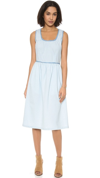 Levi'S Made & Crafted Splash Dress - Chambray at Shopbop / East Dane