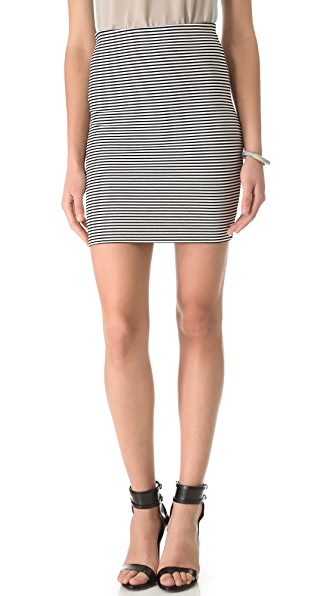 L'AGENCE Straight Skirt