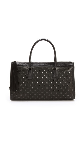 L'AGENCE Quotidian Satchel