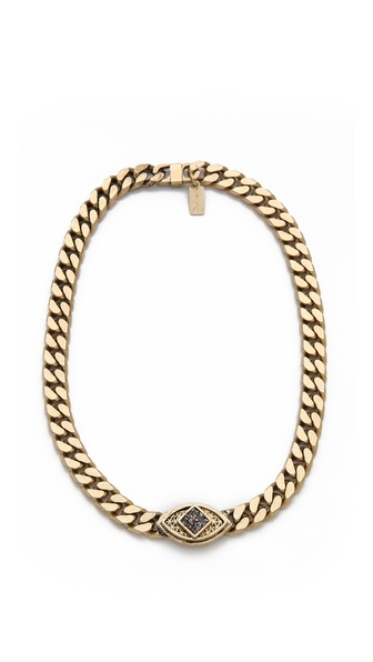 Lady Grey Lucid Choker Necklace