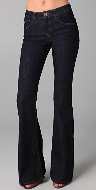 Les Halles The '70s Bell Bottom Jeans
