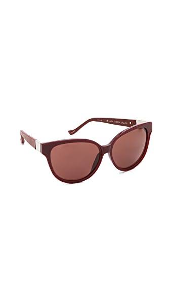 The Row Oversized Sunglasses