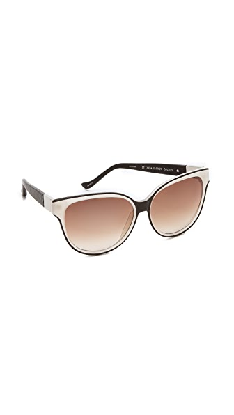 The Row Double Layer Sunglasses