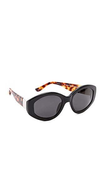 The Row Geometric Sunglasses