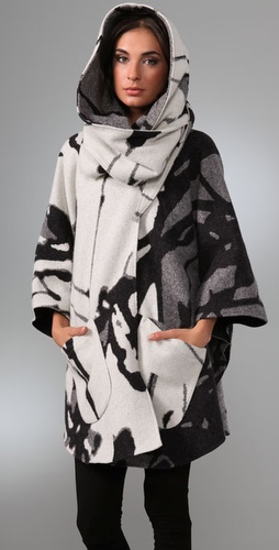 Lindsey Thornburg Pendleton Mid Length Cloak