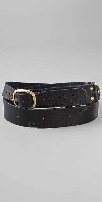 Linea Pelle Vintage Hip Belt