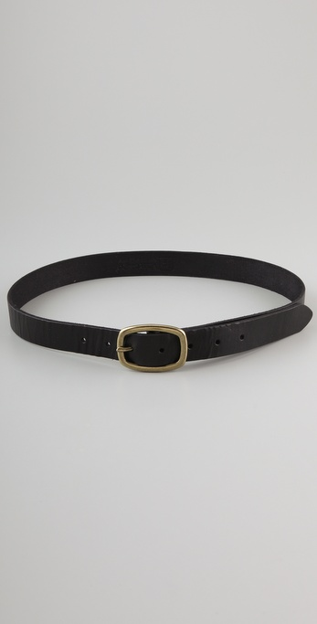 Linea Pelle Trouser Belt