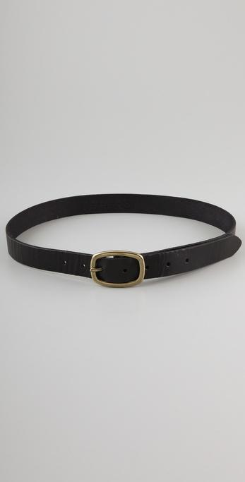 Linea Pelle Trouser Belt