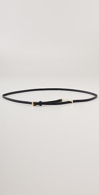 Linea Pelle Skinny Hip Belt