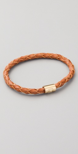 Linea Pelle Braid Bangle