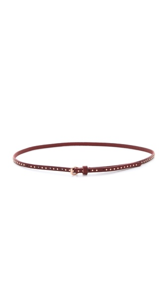 Linea Pelle Ricky Belt with Nailhead Studs