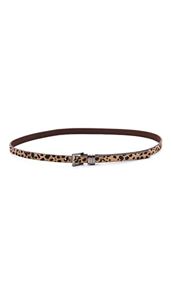 Linea Pelle Allegra Haircalf Belt