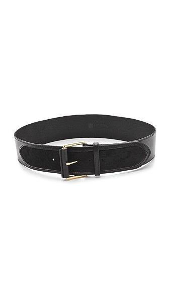Linea Pelle Allegra Haircalf Hip Belt